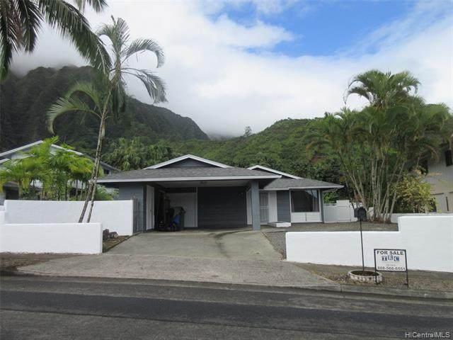 47-598 Hui Ulili Street, Kaneohe, HI 96744 (MLS #202002639) :: Barnes Hawaii
