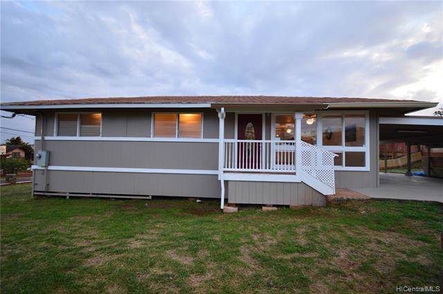 94-386 Honowai Street, Waipahu, HI 96797 (MLS #202002652) :: Keller Williams Honolulu