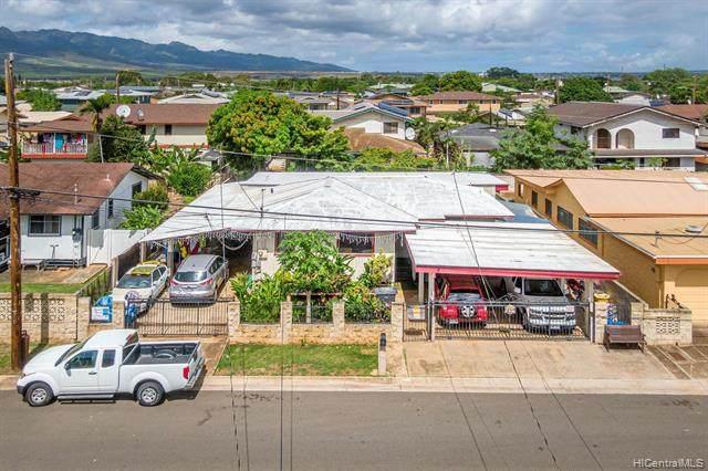 91-1356 Imelda Street, Ewa Beach, HI 96706 (MLS #202002677) :: Keller Williams Honolulu