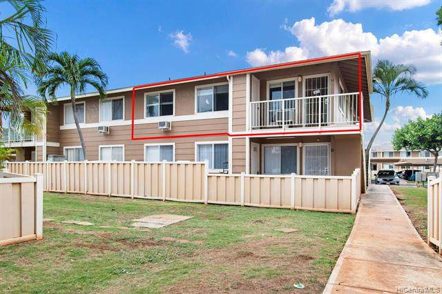 91-1043 Laulauna Street 4H, Ewa Beach, HI 96706 (MLS #202002678) :: Elite Pacific Properties