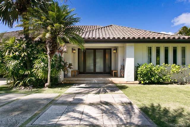 4670 Kahala Avenue, Honolulu, HI 96816 (MLS #202002709) :: The Ihara Team