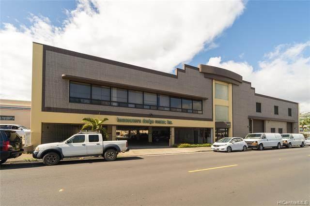 1030 Kohou Street, Honolulu, HI 96817 (MLS #202002747) :: The Ihara Team