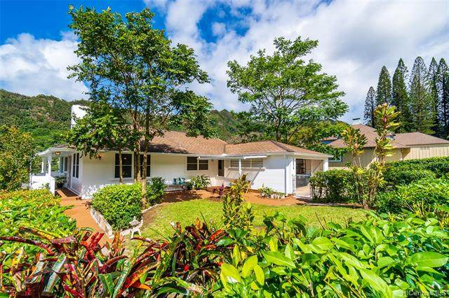 3434 Kaohinani Drive, Honolulu, HI 96817 (MLS #202002765) :: Keller Williams Honolulu