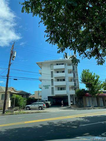 837 Kapahulu Avenue #505, Honolulu, HI 96816 (MLS #202002773) :: Team Maxey Hawaii