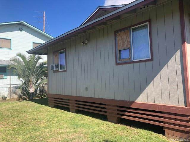Address Not Published, Waianae, HI 96792 (MLS #202002774) :: Barnes Hawaii