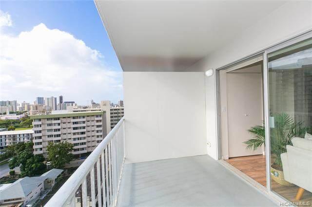 1333 Heulu Street #1005, Honolulu, HI 96822 (MLS #202002787) :: Team Maxey Hawaii