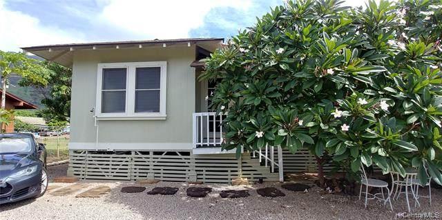 84-552 Farrington Highway, Waianae, HI 96792 (MLS #202002811) :: Barnes Hawaii
