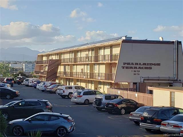 98-729 Moanalua Loop #219, Aiea, HI 96701 (MLS #202002821) :: Team Lally