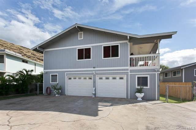 86-912 Pukui Place, Waianae, HI 96792 (MLS #202002824) :: Elite Pacific Properties