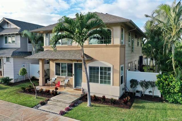 91-1134 Kaiee Street, Ewa Beach, HI 96706 (MLS #202002839) :: Elite Pacific Properties