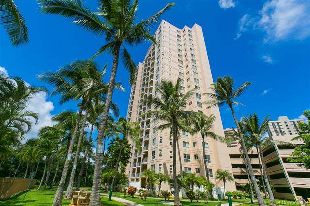 3054 Ala Poha Place #1610, Honolulu, HI 96818 (MLS #202002877) :: The Ihara Team