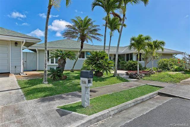 1094 Kaoopulu Place, Honolulu, HI 96825 (MLS #202002892) :: The Ihara Team