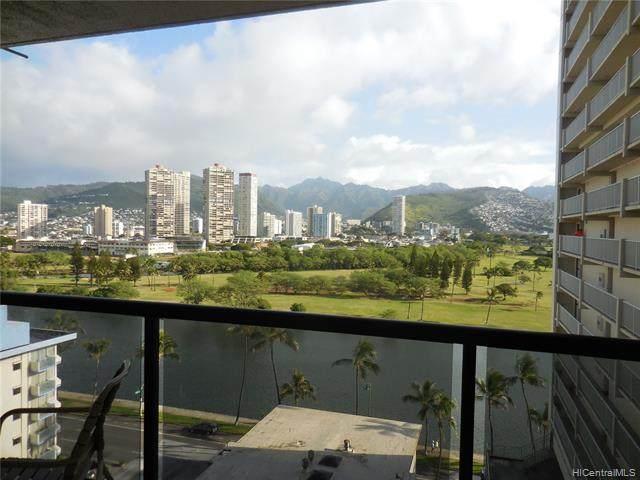 444 Nahua Street #1212, Honolulu, HI 96815 (MLS #202002906) :: Barnes Hawaii