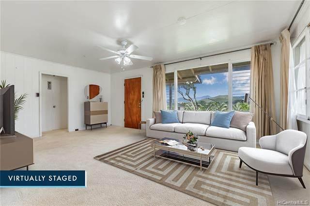 421 Iliwai Drive, Wahiawa, HI 96786 (MLS #202002931) :: Keller Williams Honolulu
