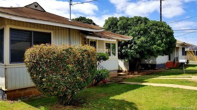 3343 Harding Avenue, Honolulu, HI 96816 (MLS #202002956) :: The Ihara Team