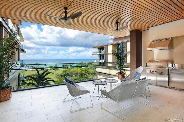 1388 Ala Moana Boulevard #6705, Honolulu, HI 96814 (MLS #202002960) :: Elite Pacific Properties