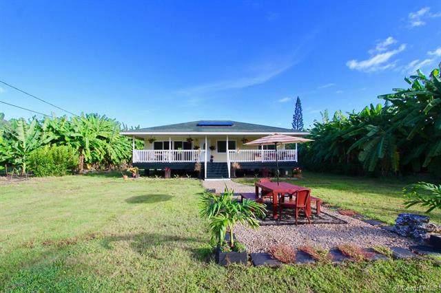 53-378 Kamehameha Highway A, Hauula, HI 96717 (MLS #202002969) :: The Ihara Team