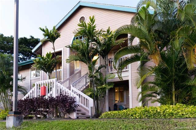 94-870 Lumiauau Street E203, Waipahu, HI 96797 (MLS #202002976) :: Team Lally