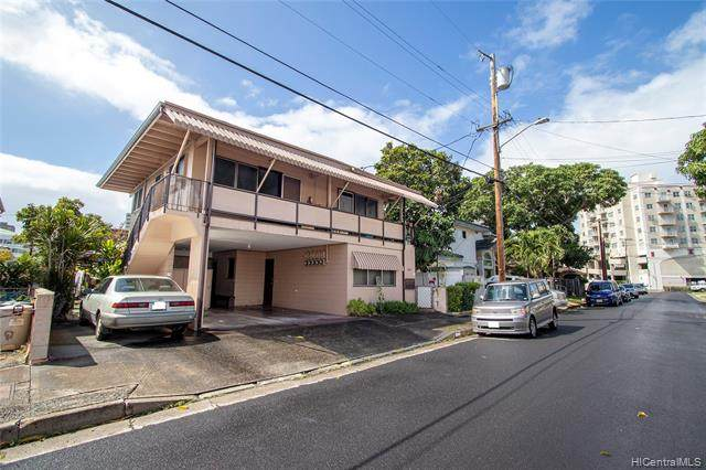 1729 Malanai Street, Honolulu, HI 96826 (MLS #202002995) :: Elite Pacific Properties