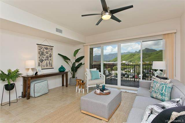 501 Kailua Road #1302, Kailua, HI 96734 (MLS #202003003) :: Team Lally