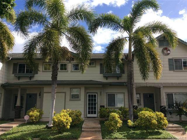 91-1041 Kaileolea Drive 2A4, Ewa Beach, HI 96706 (MLS #202003029) :: Elite Pacific Properties