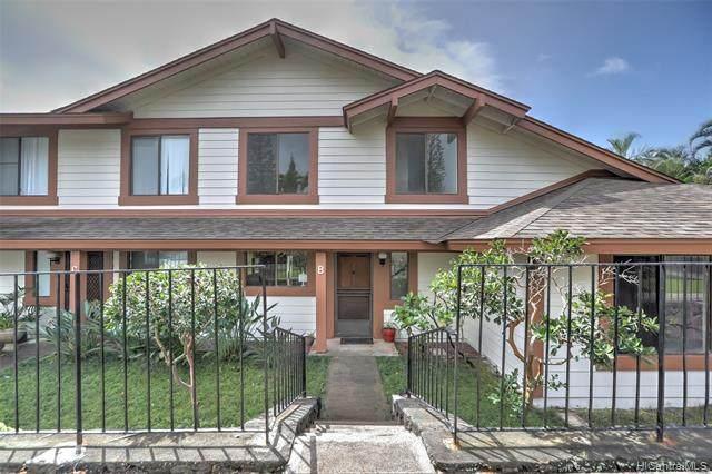98-1691 Kaahumanu Street 23B, Aiea, HI 96701 (MLS #202003077) :: Barnes Hawaii
