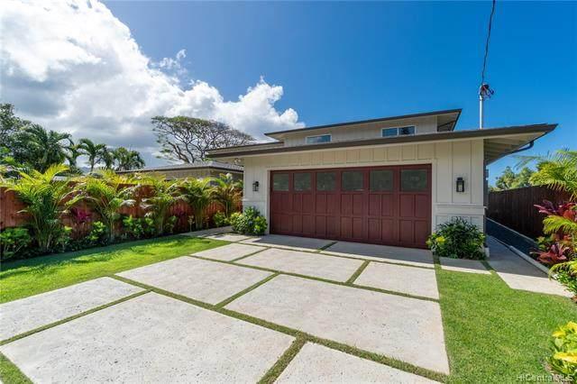 1142 Mokapu Boulevard, Kailua, HI 96734 (MLS #202003088) :: Barnes Hawaii