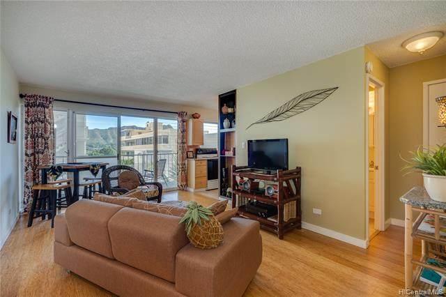 2609 Ala Wai Boulevard #803, Honolulu, HI 96815 (MLS #202003095) :: Keller Williams Honolulu