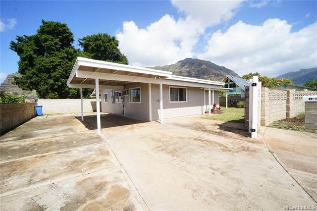 84-128 Kapakai Place, Waianae, HI 96792 (MLS #202003099) :: Barnes Hawaii
