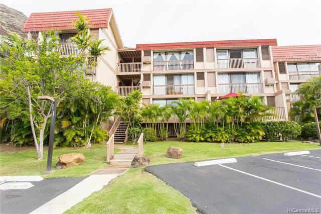 84-754 Ala Mahiku Street 40C, Waianae, HI 96792 (MLS #202003106) :: Barnes Hawaii