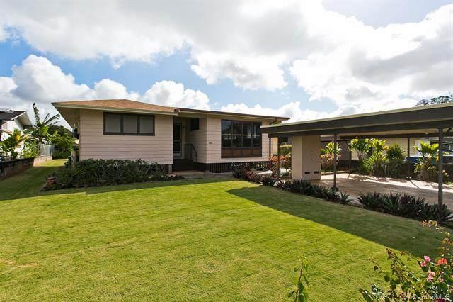 54 Mahele Loop, Wahiawa, HI 96786 (MLS #202003123) :: Elite Pacific Properties