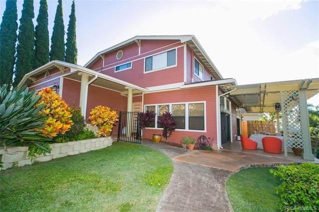 92-1201 Mekila Street, Kapolei, HI 96707 (MLS #202003125) :: Barnes Hawaii