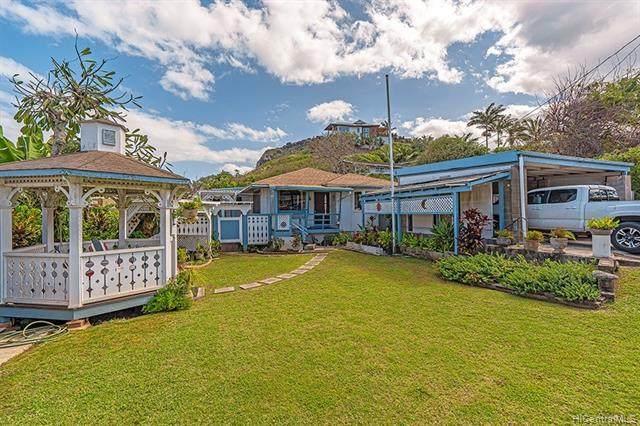 215 Kaelepulu Drive, Kailua, HI 96734 (MLS #202003134) :: Barnes Hawaii