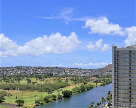 445 Seaside Avenue #1905, Honolulu, HI 96815 (MLS #202003144) :: Team Maxey Hawaii