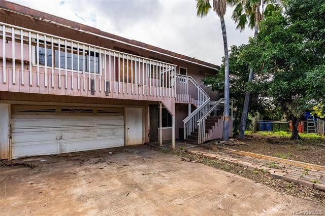 84-718 Fricke Street, Waianae, HI 96792 (MLS #202003154) :: Barnes Hawaii