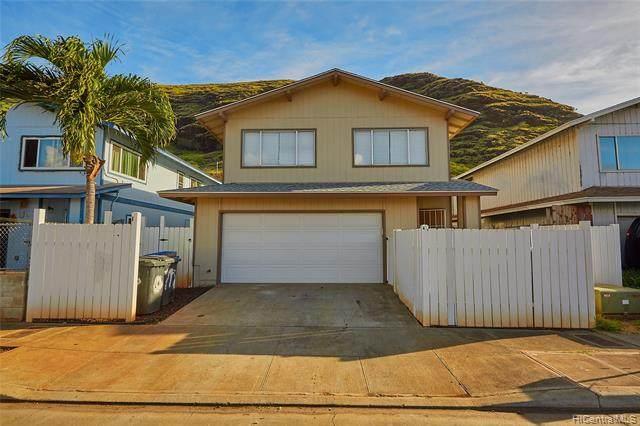86-123 Leihoku Street, Waianae, HI 96792 (MLS #202003156) :: Elite Pacific Properties