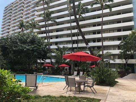425 Ena Road 301A, Honolulu, HI 96815 (MLS #202003211) :: Barnes Hawaii