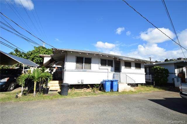 3804 Salt Lake Boulevard, Honolulu, HI 96818 (MLS #202003227) :: The Ihara Team