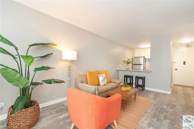 Address Not Published, Honolulu, HI 96814 (MLS #202003265) :: Island Life Homes