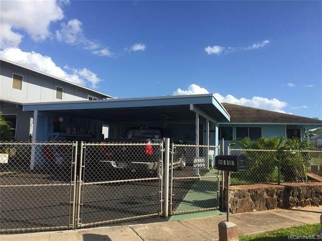 Address Not Published, Waianae, HI 96792 (MLS #202003277) :: Barnes Hawaii