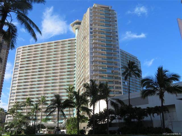1777 Ala Moana Boulevard #304, Honolulu, HI 96815 (MLS #202003281) :: Team Maxey Hawaii