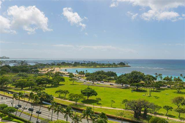 1330 Ala Moana Boulevard #1307, Honolulu, HI 96814 (MLS #202003283) :: Team Maxey Hawaii