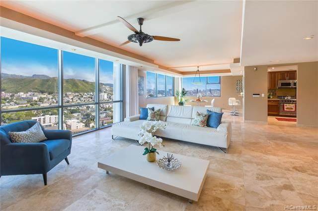 1199 Bishop Street #24, Honolulu, HI 96813 (MLS #202003288) :: Corcoran Pacific Properties