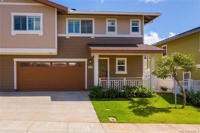 94-470 Paiwa Street #9, Waipahu, HI 96797 (MLS #202003289) :: Island Life Homes