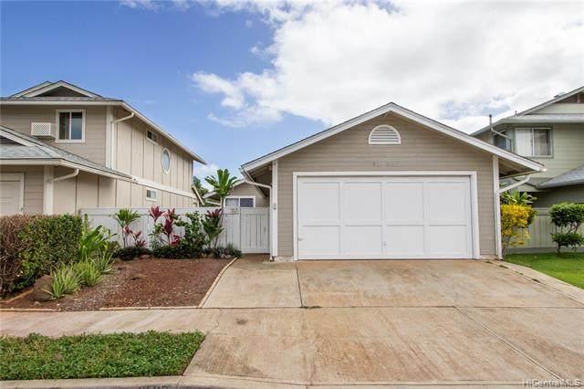 91-927 Waiapo Place, Ewa Beach, HI 96706 (MLS #202003297) :: Keller Williams Honolulu