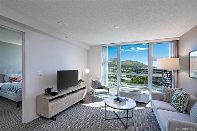 7000 Hawaii Kai Drive #3706, Honolulu, HI 96814 (MLS #202003353) :: The Ihara Team