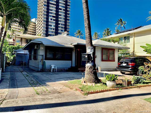 440 Pau Street, Honolulu, HI 96815 (MLS #202003354) :: Team Maxey Hawaii