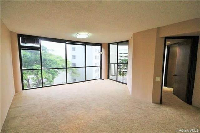 60 N Beretania Street #405, Honolulu, HI 96817 (MLS #202003357) :: Barnes Hawaii