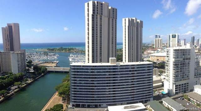 419A Atkinson Drive #1108, Honolulu, HI 96814 (MLS #202003369) :: Team Maxey Hawaii