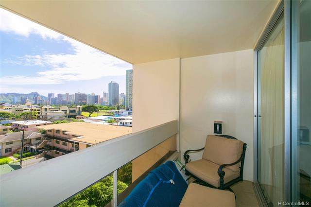 555 University Avenue #706, Honolulu, HI 96826 (MLS #202003371) :: The Ihara Team